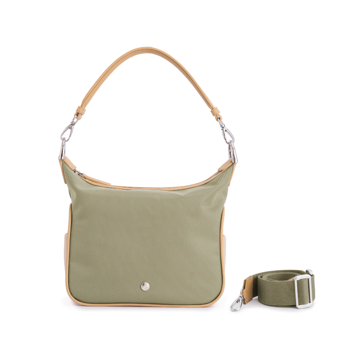 VERA Bob's with Canvas Strap in Sand Khaki