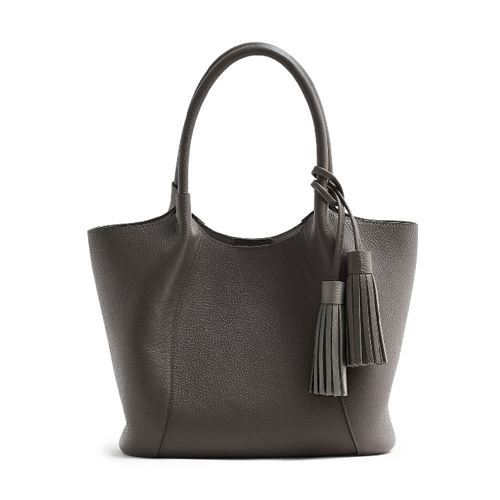 VERA Nicole with Tassel in Taupe