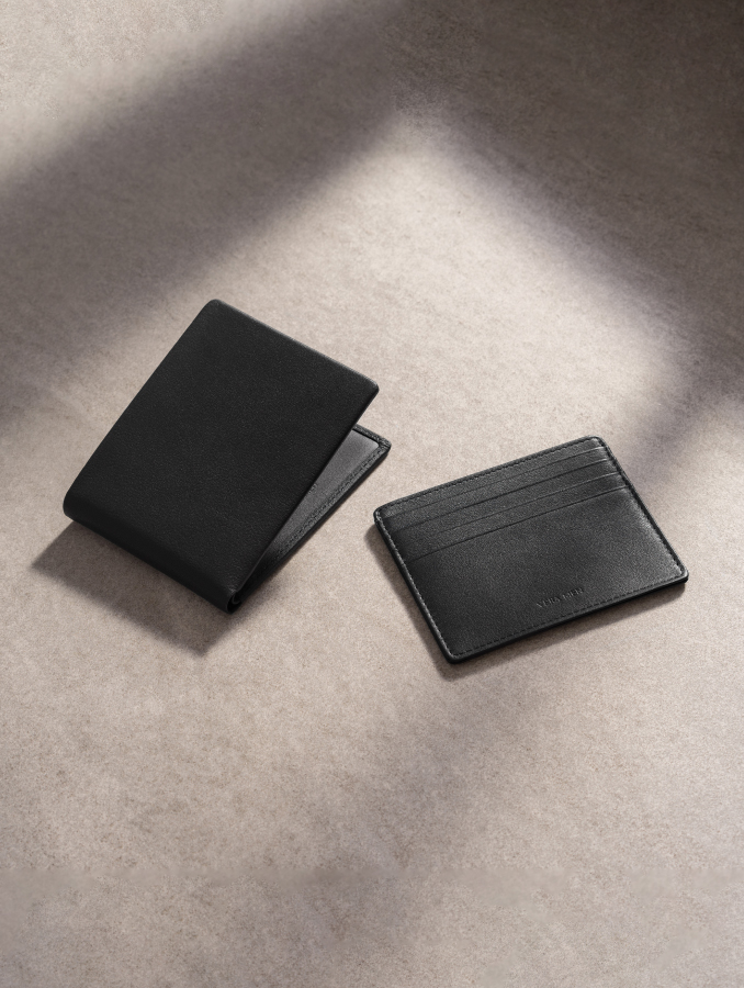 VERA MEN - Short Sleeve Wallet and Card Holder