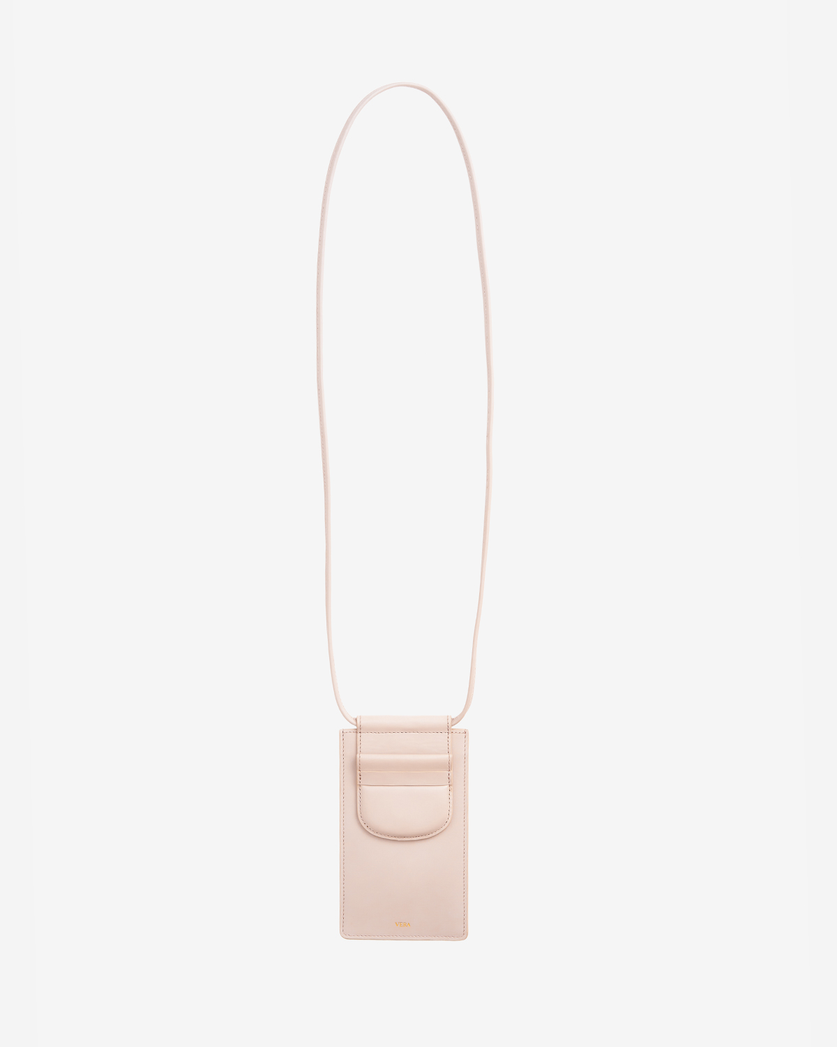 VERA Best Millie Pouch in Barely Nude