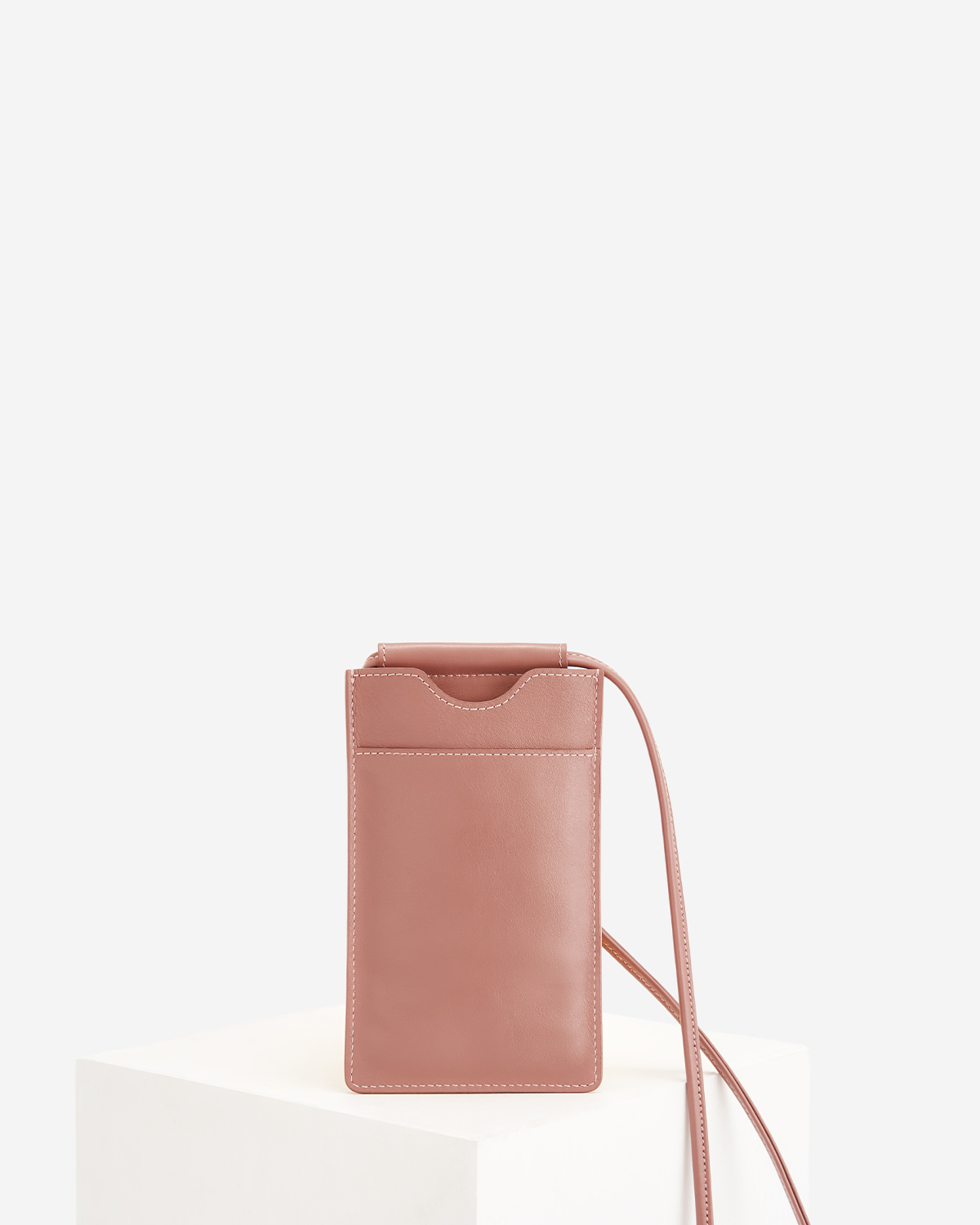 VERA Best Millie Pouch in Rose Tea