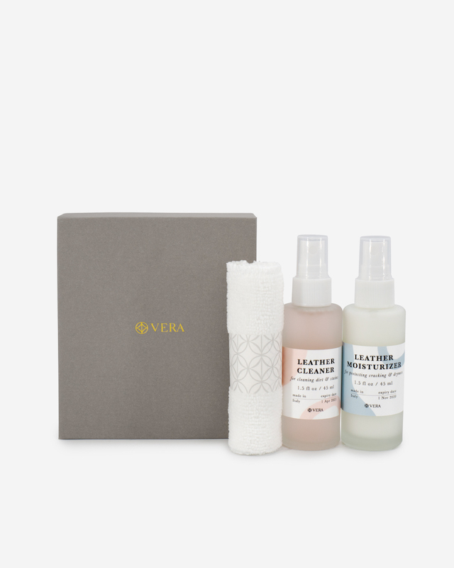 VERA Premium Leather Care Set